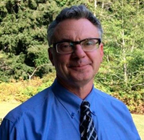 Principal Jim Baron